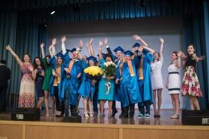 Поздравляем выпускников института инноватики и базовой магистерской подготовки!