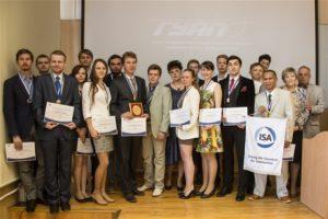 Победители XII Европейского конкурса на лучшую студенческую научную работу ISA (ESPC-2016)