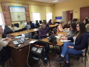 Мастер-класс для студентов «Как писать научные статьи 2017»