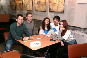 Интеллектуальная игра по решению социо-технических задач «ОРИОН»