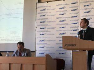 Поздравляем аспиранта кафедры №5 Алёшкина Никиту Андреевича