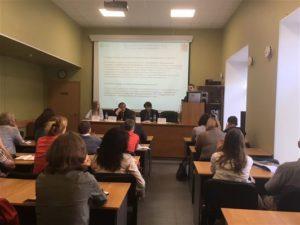 Выборы представителей в Координационный совет по экологическому просвещению, экологическому образованию и формированию экологической культуры на территории Санкт-Петербурга