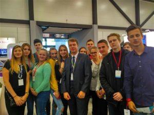 X Петербургский международный инновационный форум с ИБМП