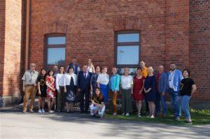 Совещание о сотрудничестве в сфере образования по направлению «Инженерная защита окружающей среды» (Техносферная безопасность)
