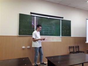 Заседание секции кафедры высшей математики и механики в рамках научной сессии ГУАП