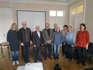 Заседание секции кафедры прикладной математики в рамках научной сессии ГУАП