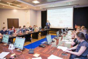 Семинар для сотрудников АО «НПП «Радар ммс» по теории решения изобретательских задач