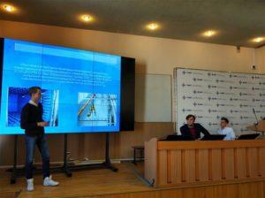 Заседание секций института ФПТИ в рамках 72-ой международной студенческой научной конференции ГУАП