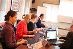 Встреча экспертов международного проекта NonHazCity2 сотрудников института ФПТИ